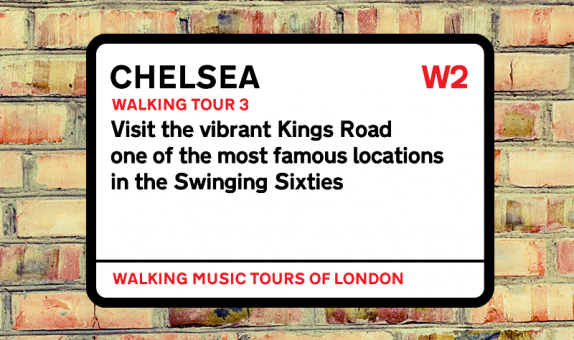 Chelsea – Unique Walking Music Tours of London